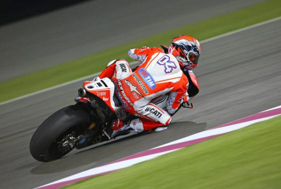 Δεν μπορεί ακόμα τίτλο η Ducati