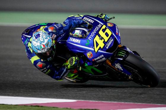 Δεν θα είναι εύκολο το GP του Qatar για τον Rossi