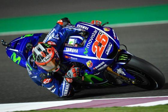 Moto GP Κατάρ FP1: Με άλλο αέρα o Vinales