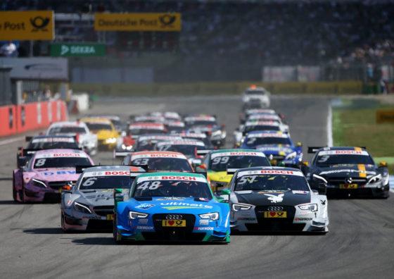 Το DTM αλλάζει τη μορφή αγώνων για το 2017