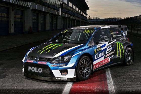 Με Volkswagen Polo στο RX το 2017 ο Solberg