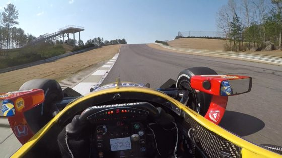 H Visor Cam του Indycar είναι το καλύτερο πράγμα που θα δεις σήμερα (vids)