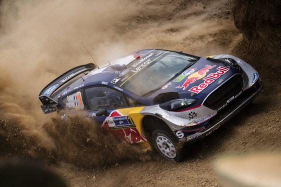 Δεν χάνει τη 2η θέση του Rally Μεξικού ο Ogier