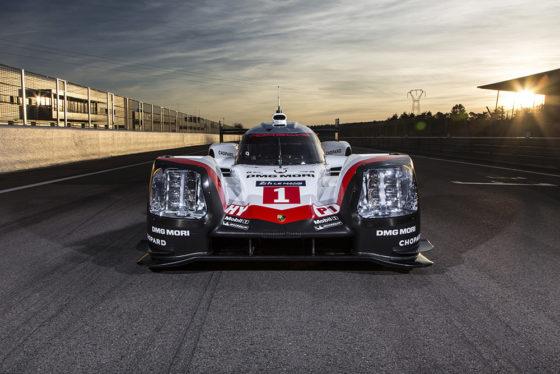 Αποκαλύφθηκε και επίσημα η Porsche 919 Hybrid (pics)