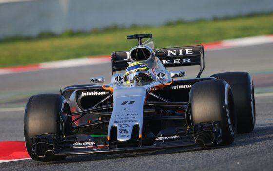 Δεν μπορεί την τρίτη θέση η Force India