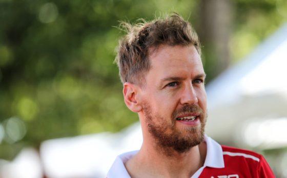 O Vettel ακολουθεί τακτικές Alonso στην Ferrari