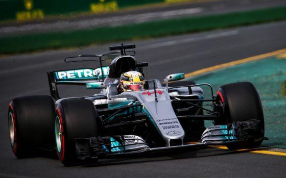 GP Αυστραλίας FP1: Ξεκίνησε ζεστός ο Hamilton