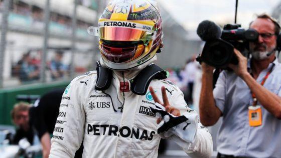 GP Aυστραλίας: Ο γύρος της pole position του Lewis Hamilton (vid)