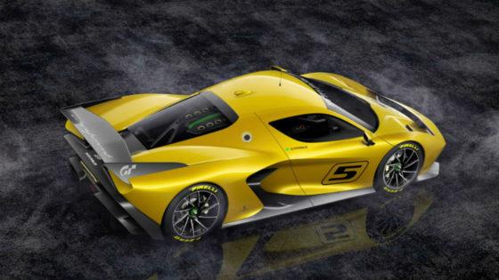 O Emerson Fitipaldi έχει δικό του supercar και λέγεται EF7 Vision Gran Turismo