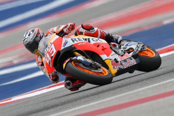 GP Aμερικής Race: Απόλυτη κυριαρχία Marquez