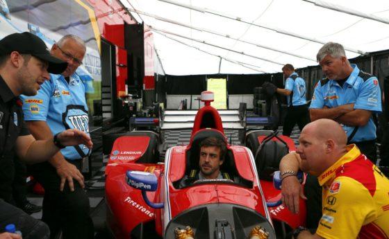 Alonso: «Μεγαλύτερος αγώνας το Indy 500 από το Μονακό»