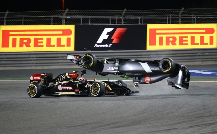 O μύθος του GP Μπαχρέιν του 2014