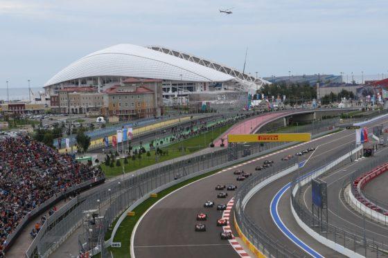 GP Ρωσίας: Με μια γρήγορη ματιά (vid)