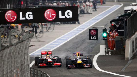 Δες την εκπληκτική μάχη Hamilton-Vettel στην Κίνα το 2010 (vid)