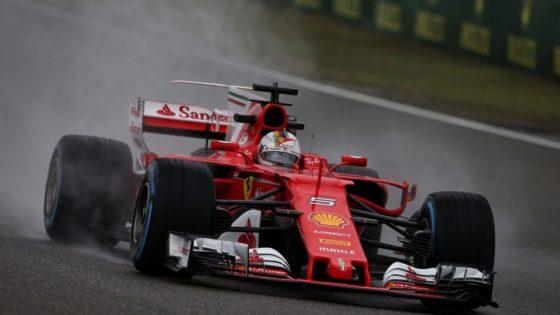 GP Κίνας FP3: 1-2 για Ferrari, ερωτηματικό οι Mercedes