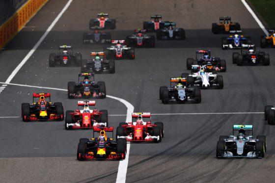 Δείτε τα highlights του GP Κίνας του 2016 (vid)