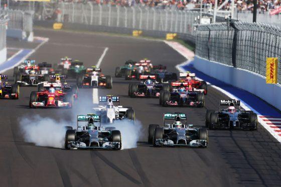 GP Ρωσίας: Πρώτος νικητής στο Sochi o Hamilton (vid)