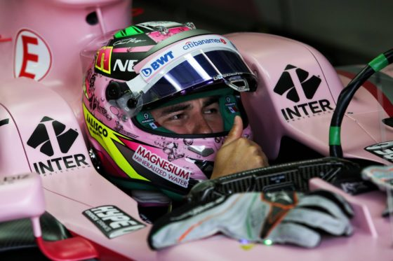Ψήνεται για Perez η Renault