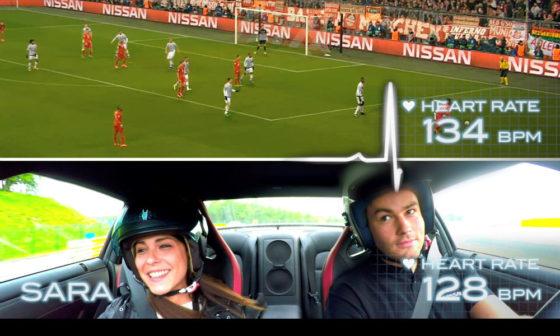 Το Nissan GT-R κέρδισε το Champions League (video)