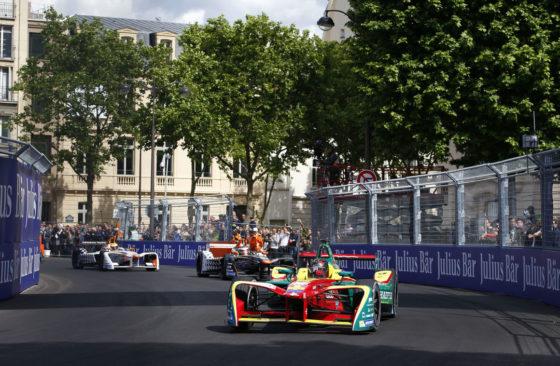 Formula E Γαλλία: Highlights αγώνα (vid)