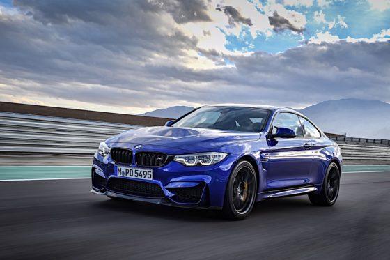 Τέρμα τα γκάζια με την BMW M4 (vid)