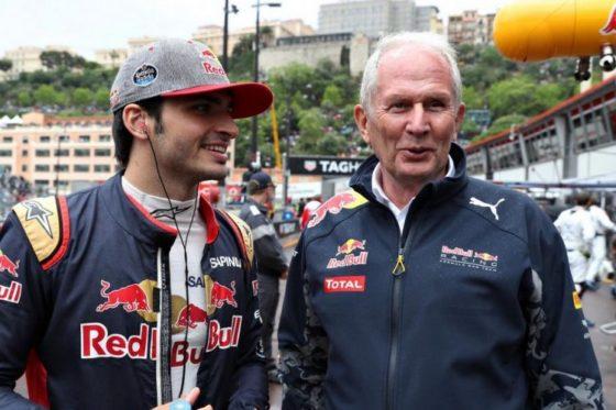 O Marko διαψεύδει τις φήμες για Ferrari και Sainz