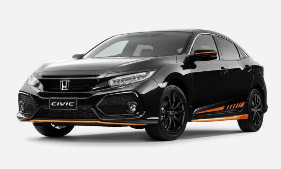 Νέα ειδική έκδοση για το Honda Civic