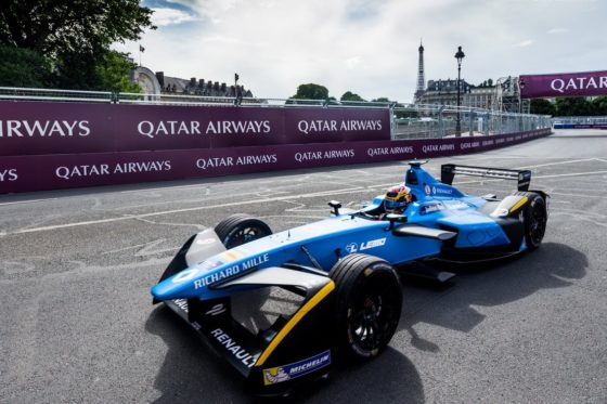 Formula E Γαλλία: Κυρίαρχος και πάλι ο Buemi
