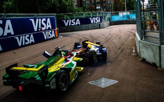 Δες το ατύχημα των di Grassi και da Costa στο ePrix Γαλλίας (vid)