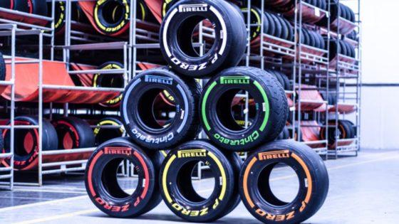 Αλλαγές στα ελαστικά της Pirelli το 2018