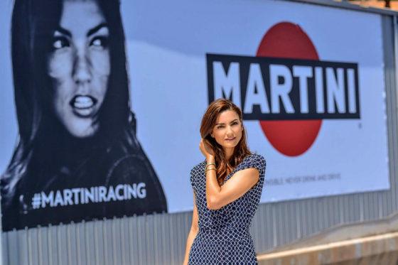 Το μοντέλο που αποσπούσε τη προσοχή των οδηγών της F1 επέστρεψε στο Μονακό (pics)