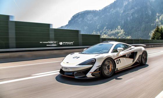 McLaren 570S από τα χεράκια της Prior Design (pics)