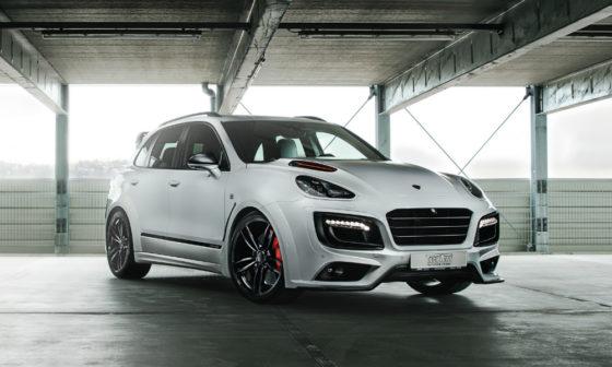 Αυτή η βελτιωμένη Porsche Cayenne είναι μια κούκλα (pics)