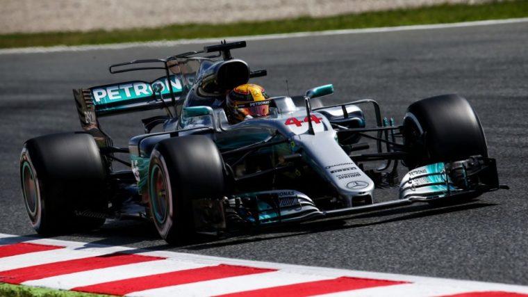 GP Iσπανίας Race: Τρομερή νίκη για τον Lewis Hamilton