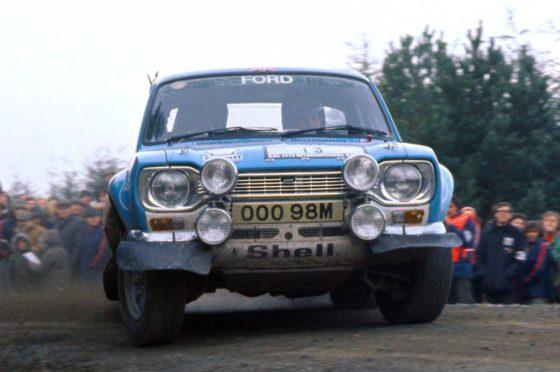 «Έφυγε» ο θρύλος των αγώνων Rally, Timo Makinen