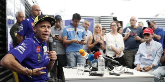 Rossi: «Δεν είμαι 100% έτοιμος»