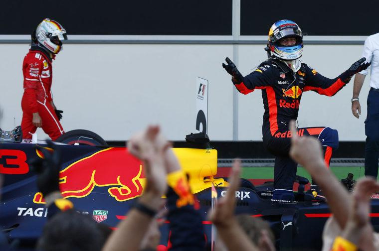 Στην Ferrari o Ricciardo εάν φύγει ο Vettel