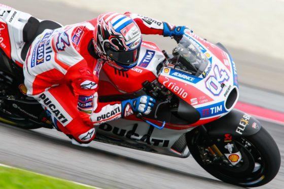 GP Ιταλίας FP1: Dovizoso στη κορυφή και 1-2 η Ducati