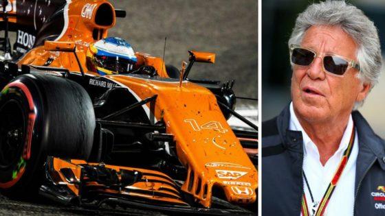Andretti: «Ο Alonso χάνει τον χρόνο του στην F1»