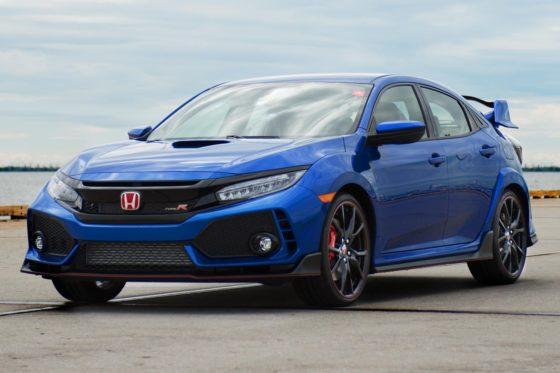 """Το πρώτο Honda Civic Type R βγαίνει """"στο σφυρί"""""""