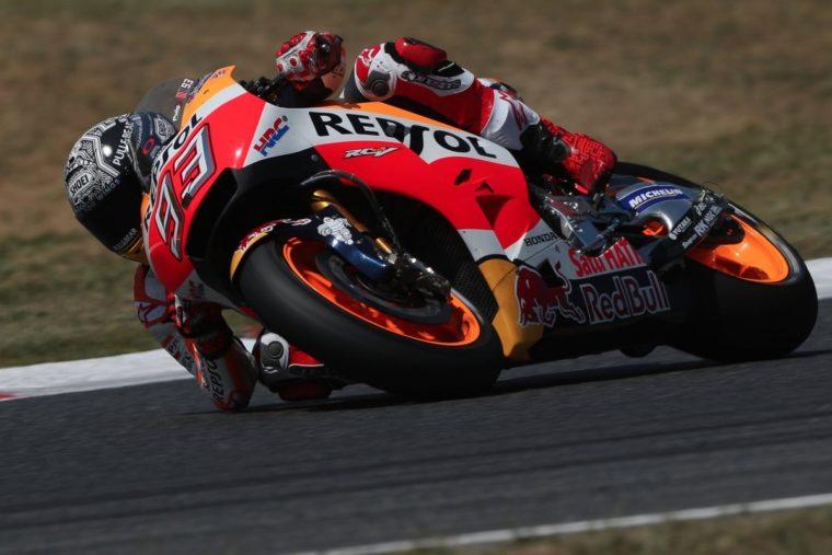GP Βαρκελώνης FP1: Marquez μπροστά και ο Crutchlow ακολουθεί