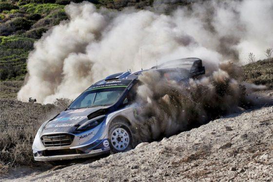 Rally Ιταλίας: Πρώτη και εντυπωσιακή νίκη για Tanak