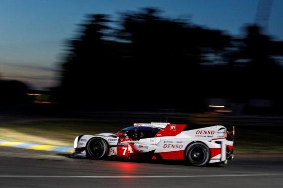 24H Le Mans: Ιστορική pole και 1-2 για την Toyota
