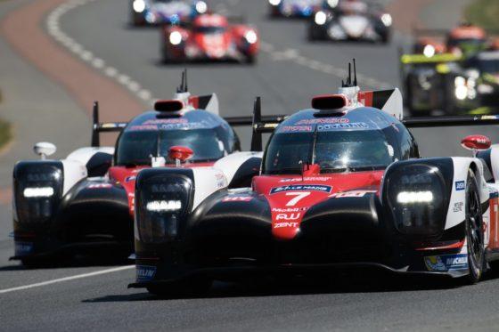 24H Le Mans 1-6H: Η Toyota προηγείται στο θρίλερ