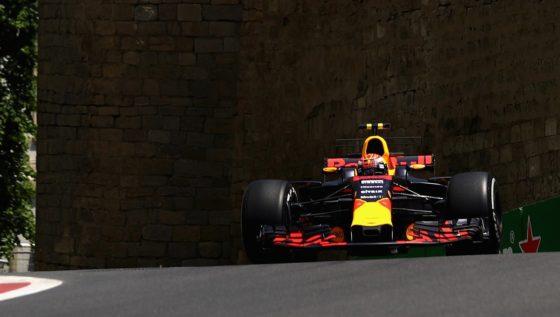 GP Αζερμπαϊτζάν FP2: Σε δικό του κόσμο ο Verstappen