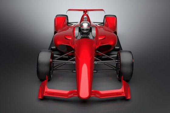 Αυτό είναι το νέο μονοθέσιο του Indycar για το 2018 (vid)
