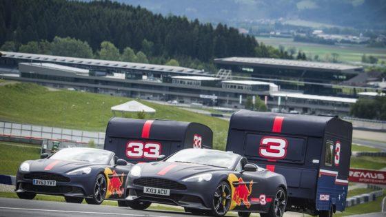 Οι Ricciardo και Verstappen τα διαλύουν όλα στο Red Bull Ring (vid)