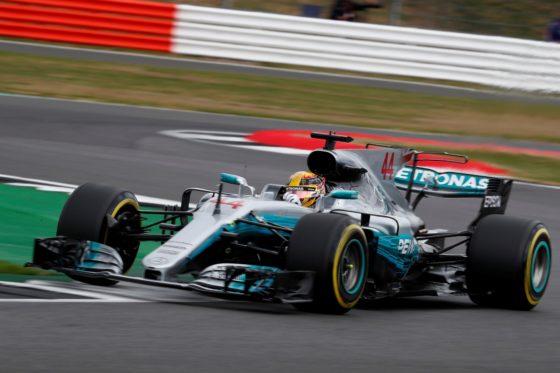 GP Μ. Βρετανίας FP3: Πρωτιά για Hamilton πριν τη βροχή