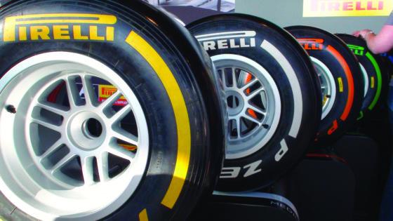 Επιθετική στρατηγική ελαστικών από την Ferrari στο Silverstone