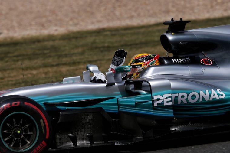 Ανανέωσε με Petronas η Mercedes